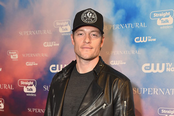 "Tahmoh Penikett CW's ""Supernatural"" Fan Party To Celebrate The 200th Episode Of ""Supernatural"""