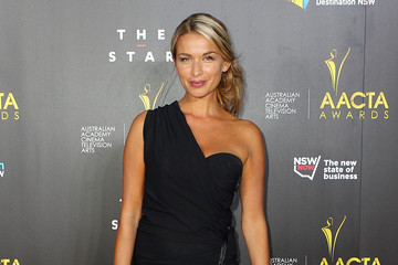 Tahyna Tozzi Arrivals at the 3rd Annual AACTA Awards