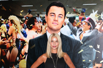 Tahyna Tozzi 'The Wolf of Wall Street' Premieres in Sydney