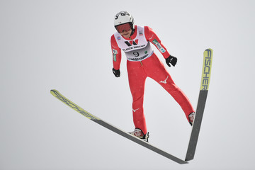 Taihei Kato FIS Nordic World Cup - Nordic Combined HS100 / Team