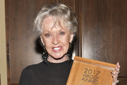 (L-R) Animal rights activist and actress Tippi Hedren poses for portrait at The Tailwaggers Foundation, 2017 Waggy Awards at Taglyan Cultural Complex on March 19, 2017 in Hollywood, California.