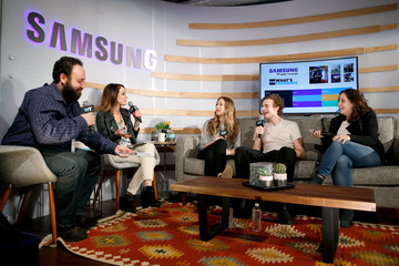 Taissa Farmiga The Samsung Studio At SXSW 2015