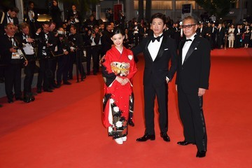 Takashi Miike 'Blade of the Immortal (Mugen No Junin)' Red Carpet Arrivals - The 70th Annual Cannes Film Festival