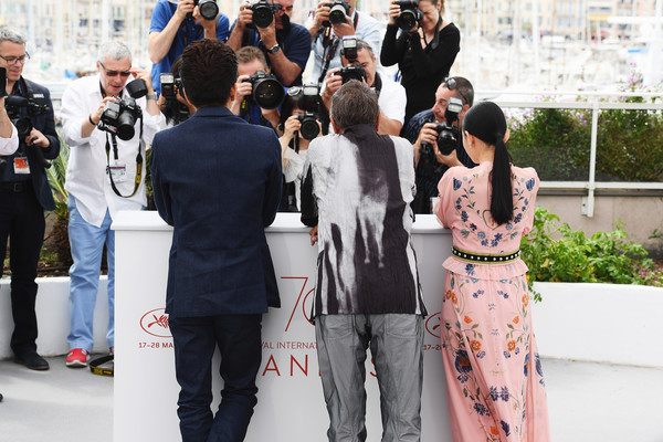'Blade of the Immortal (Mugen No Junin)' Photocall - The 70th Annual Cannes Film Festival