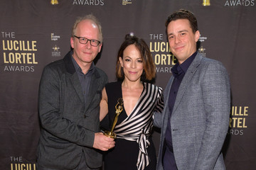 Tal Yarden 34th Annual Lucille Lortel Awards - Press Room