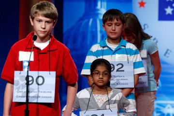 Vanya Shivashankar Talented Students Vie For Title At Annual Scripps National Spelling Bee