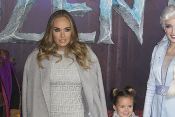 Tamara Ecclestone 'Frozen 2' European Premiere - Red Carpet Arrivals
