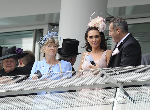 Tamara Ecclestone - Epsom Races - The Derby Festival
