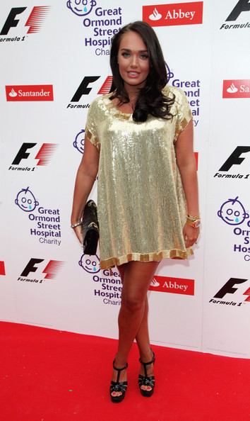 Tamara Ecclestone - F1 Charity Party - Arrivals