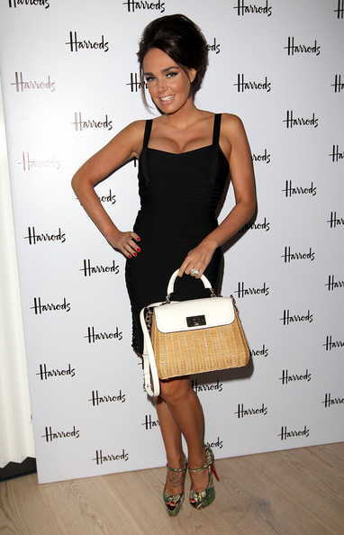 Tamara Ecclestone - Harrods Launches New Technology Department