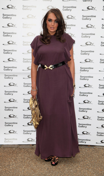 Tamara Ecclestone - The Serpentine Gallery Summer Party - Outside Arrivals