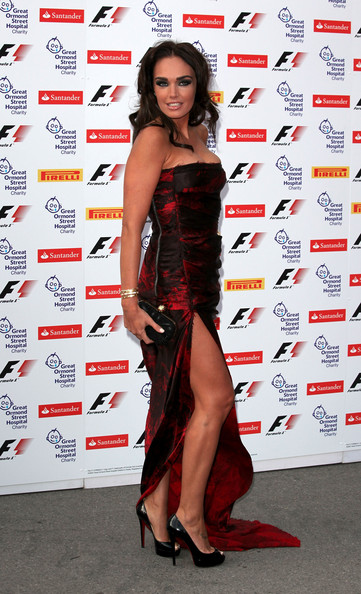 Tamara Ecclestone - The F1 Party