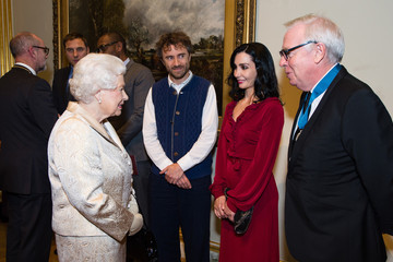 Tamara Rojo The Queen and Duke of Edinburgh Attend an Awards Ceremony at The Royal Academy of Arts