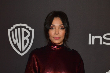 Tamara Taylor The 2019 InStyle And Warner Bros. 76th Annual Golden Globe Awards Post-Party - Red Carpet