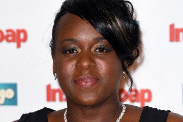 Tameka Empson Inside Soap Awards - Red Carpet Arrivals