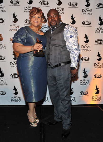 David Mann and Tamela Mann