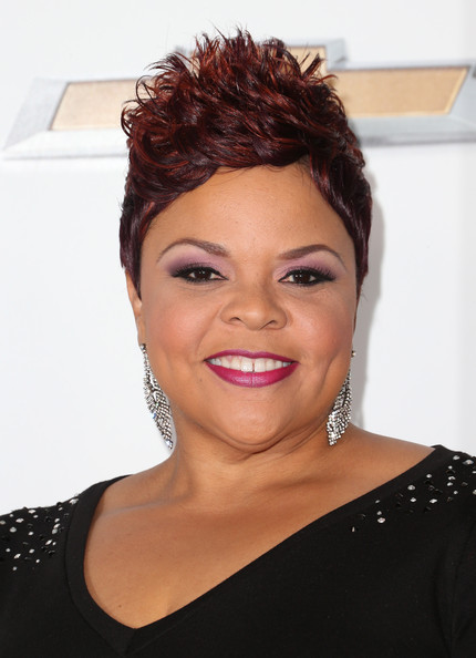 Tamela Mann Actress Tamela Mann attends the 44th NAACP Image Awards at