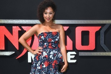 Tamera Mowry-Housley Premiere of Warner Bros. Pictures' 'The LEGO Ninjago Movie' - Arrivals