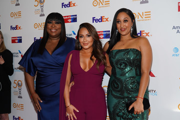 Tamera Mowry-Housley 50th NAACP Image Awards Non-Televised Dinner - Arrivals