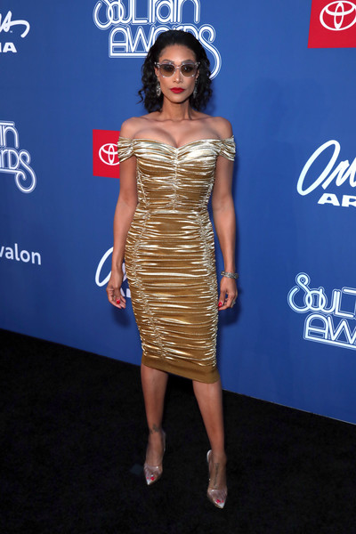 BET Presents: 2018 Soul Train Awards - Red Carpet & Arrivals