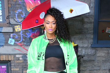 Tami Roman 'VH1 Hip Hop Honors: The 90's Game Changers' at Paramount Studios