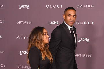Tamia 2017 LACMA Art + Film Gala Honoring Mark Bradford and George Lucas - Arrivals