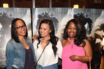 Tammie Reed 'Transformers: The Last Knight' Special Screening in Atlanta Hosted By Dwight Howard