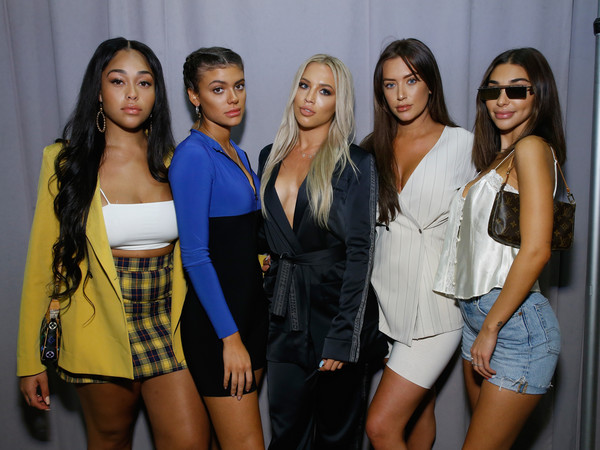 Fashion Palette - Front Row - September 2018 - New York Fashion Week: The Shows