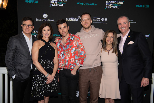 Montclair Film Festival - Day 10 Featuring Stephen Colbert, Nick Offerman, Patrick Wilson, Jeff Daniels, Governor Phil Murphy And More
