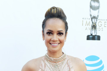 Tammy Townsend 48th NAACP Image Awards -  Red Carpet