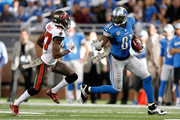 Calvin Johnson and Johnthan Banks Photos Photo