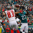 Vincent Jackson and Malcolm Jenkins Photos