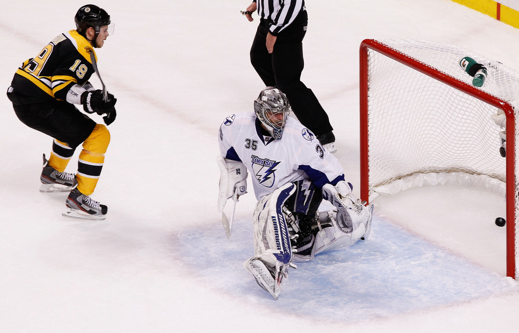 Tampa Bay Lightning V Boston Bruins Game One Zimbio