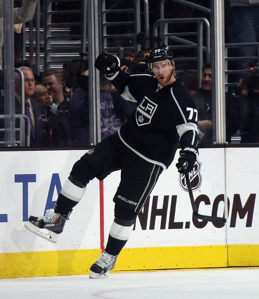 Tampa Bay Lightning v Los Angeles Kings rmsYrC4KpZbx jpgJeff Carter Kings