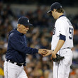 Jim Leyland Doug Fister Photos