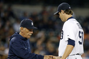 Jim Leyland Doug Fister Photos Photo