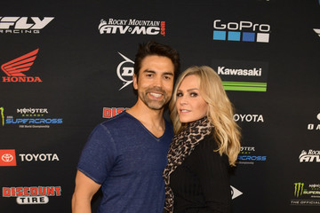 Tamra Judge Monster Energy Supercross Celebrity Night