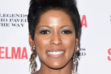 """Tamron Hall The Legends Who Paved The Way Gala - Special Screening Of Paramount Pictures' """"SELMA"""" - Arrivals"""