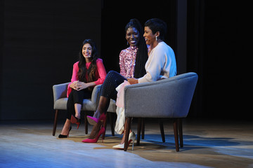 Tamron Hall Glamour Celebrates 2017 Women of the Year Live Summit