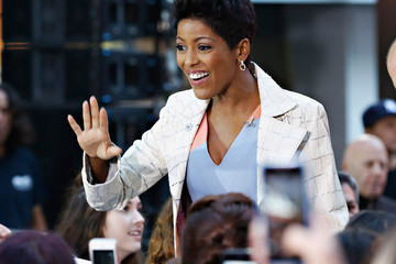 "Tamron Hall Bastille Performs On NBC's ""Today"""