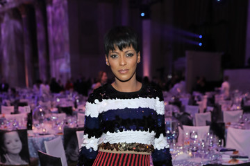 Tamron Hall 12th Annual UNICEF Snowflake Ball Honoring UNICEF Goodwill Ambassador Katy Perry and Philanthropist Moll Anderson - Inside