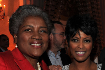 Tamron Hall PEOPLE/TIME Party On The Eve Of The White House Correspondents' Dinner