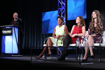 Tamron Hall Winter TCA Tour: Day 1