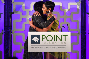 Tamron Hall Point Foundation Hosts Annual Point Honors New York Gala Celebrating The Accomplishments Of LGBTQ Students - Inside