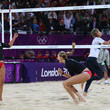 Tamsin Hinchley Olympics Day 1 - Beach Volleyball