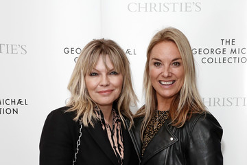 Tamzin Outhwaite The George Michael Collection VIP Reception - Photocall