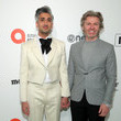 Tan France 28th Annual Elton John AIDS Foundation Academy Awards Viewing Party Sponsored By IMDb, Neuro Drinks And Walmart - Arrivals