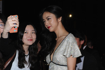 Tang Wei Michael Kors and iTunes After Party at the Mark Hotel