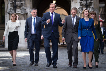 Tania Mathias The Prime Minister Introduces His New Members of Parliament