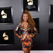 Tanika Ray 61st Annual Grammy Awards - Arrivals